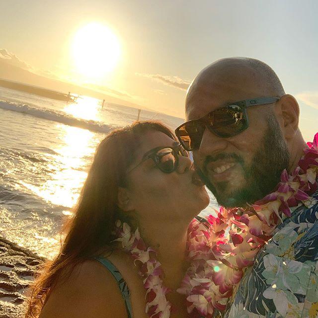 """""""Aloha aku no, Aloha mai no"""" - I give my love to you, you give your love to me.  Vacation was amazing. Until our next adventure! Mahalo Maui 💜"""