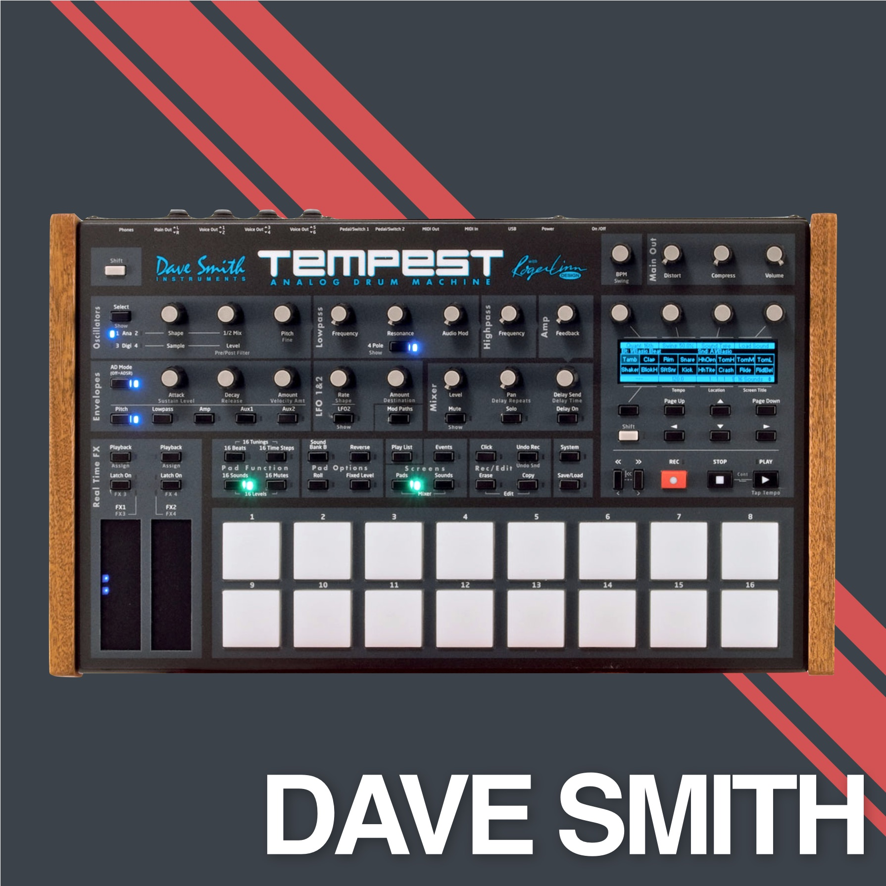 dave smith musical instruments