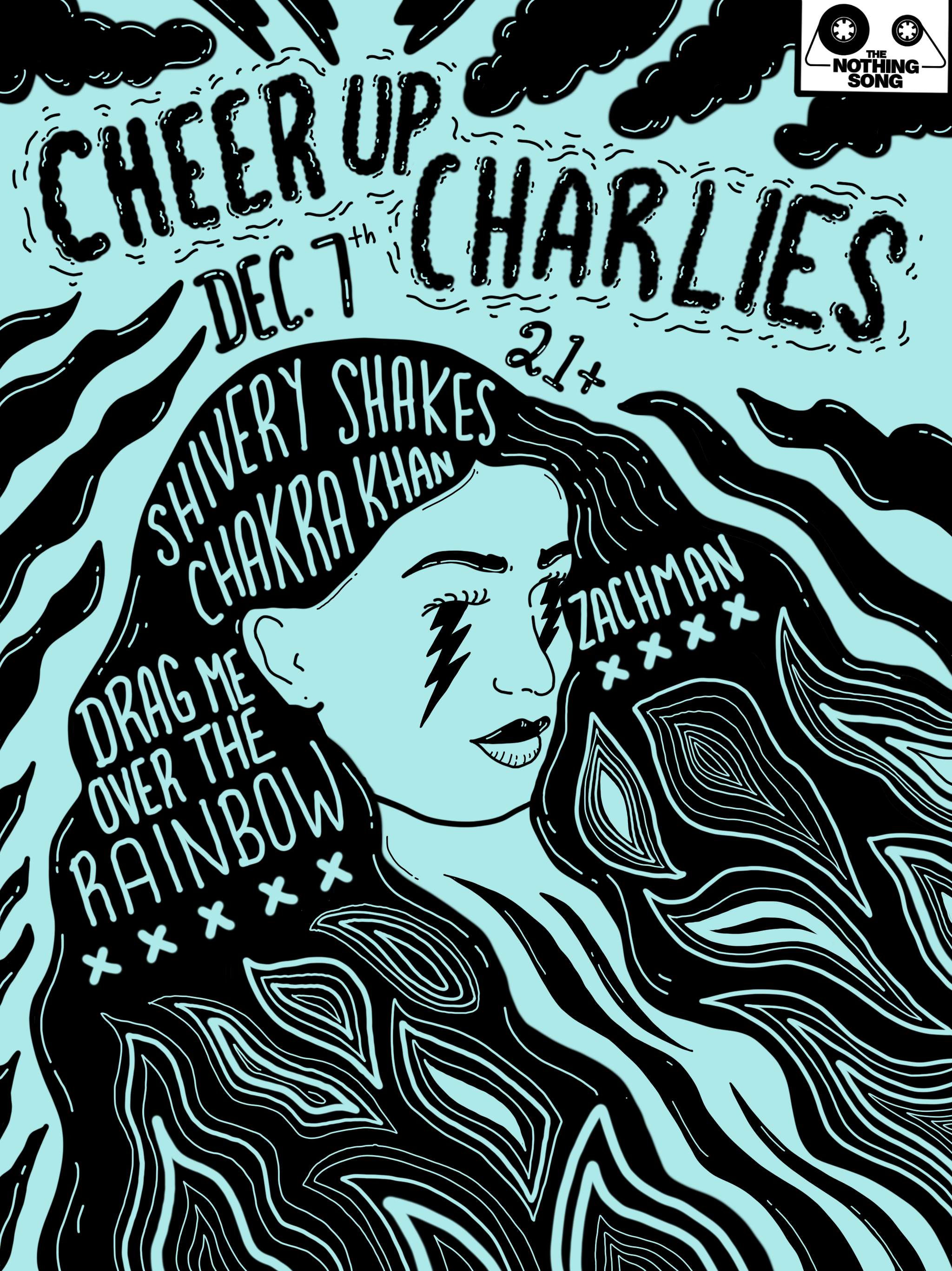 Cheer Up Charlies_The Nothing Song_Dec. 7th _Flyer.png