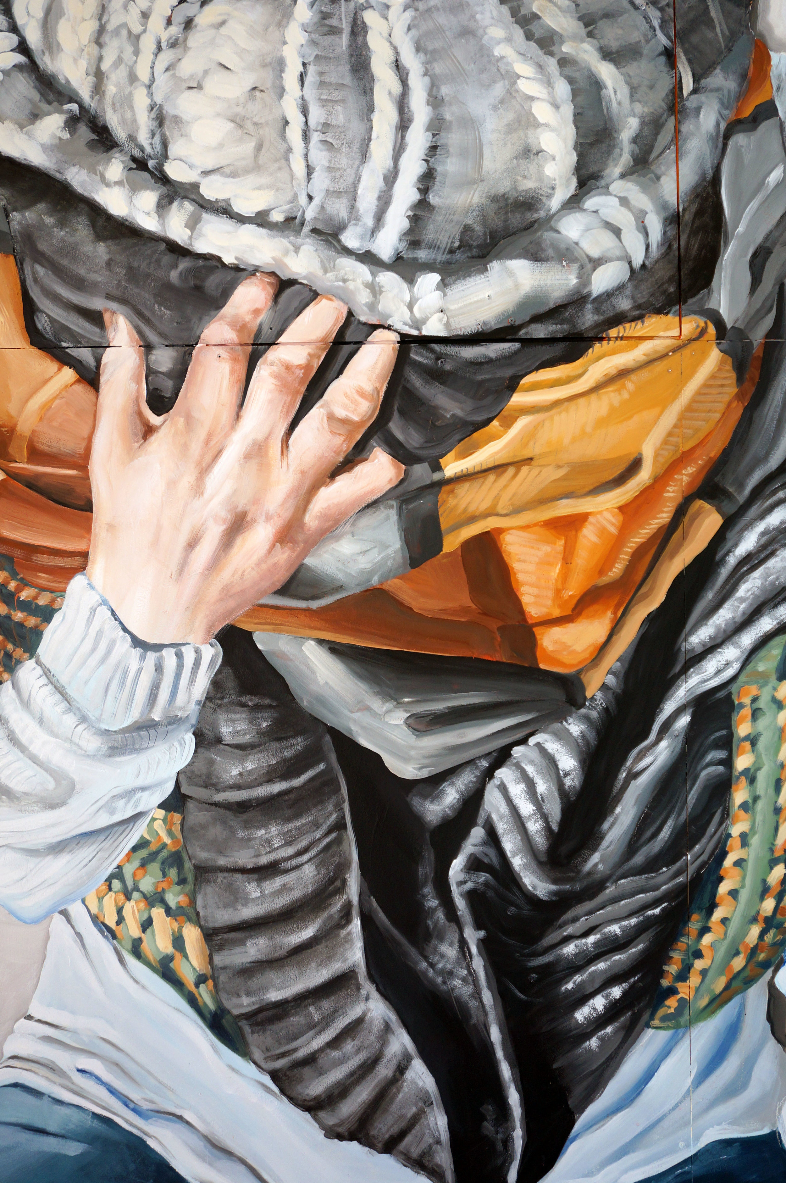It's Just So Cozy [detail]