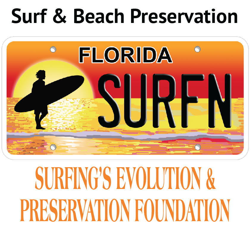 - From Surfing's Evolution & Preservation Foundation to purchase supplies for trash pick up. Includes grabbers, pails, garbage bags, gloves etc. To learn more about the organization click hereOur beaches thank you!