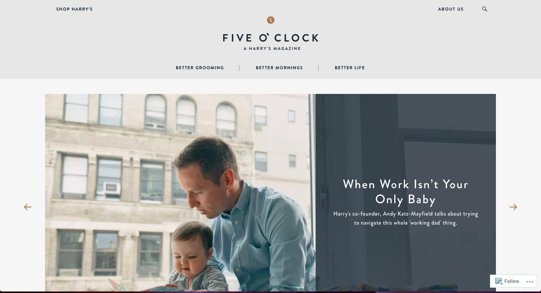 Five O'Clock -