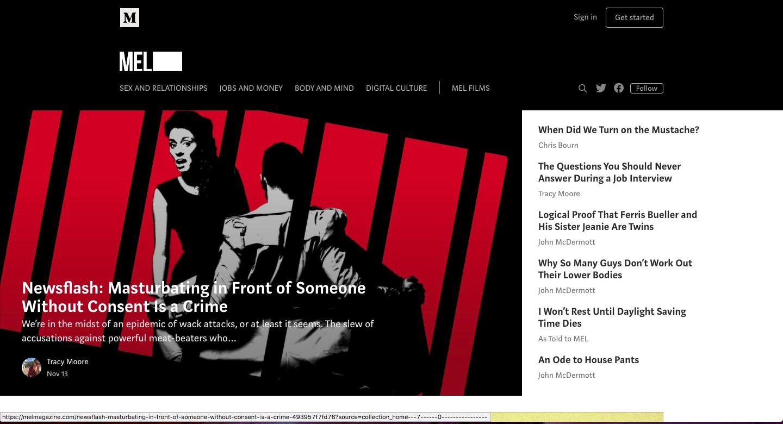 MEL Magazine -