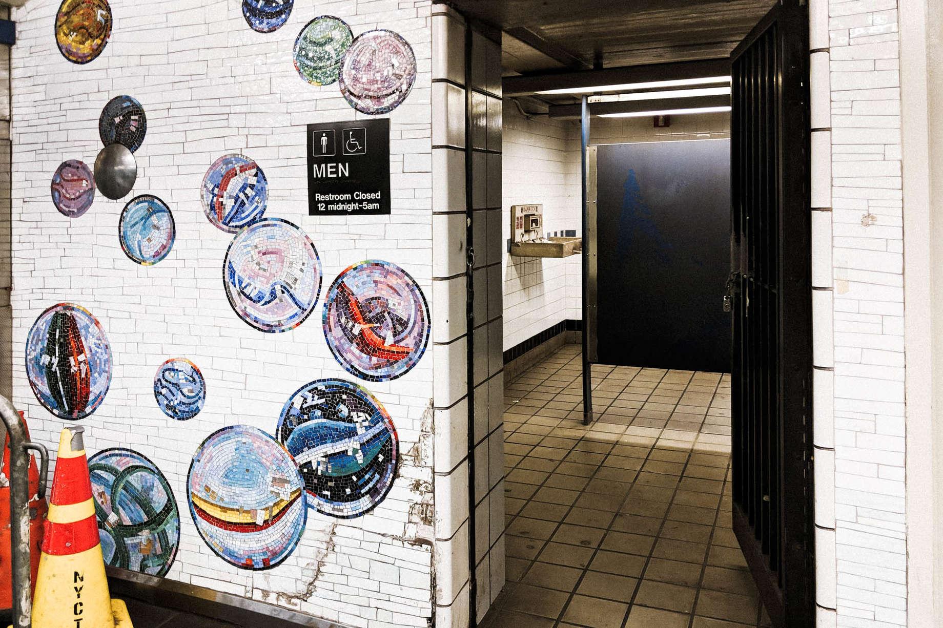 10 Manhattan Subway Station Bathrooms, Reviewed [Thrillist] - [READ MORE]