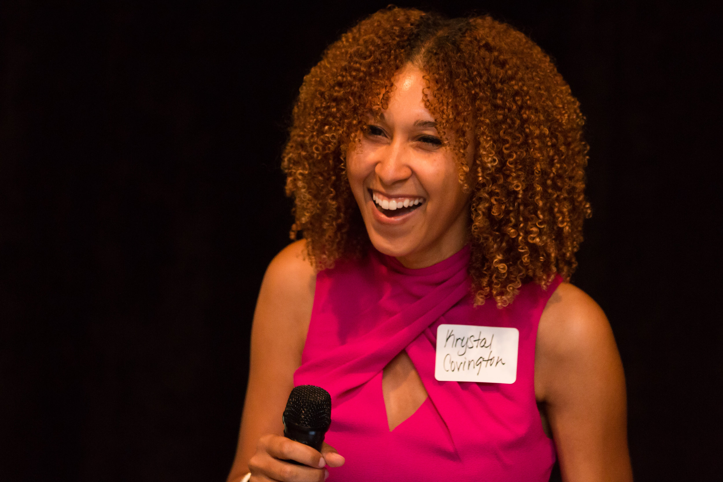 Krystal Covington  Founder and CEO, Women of Denver