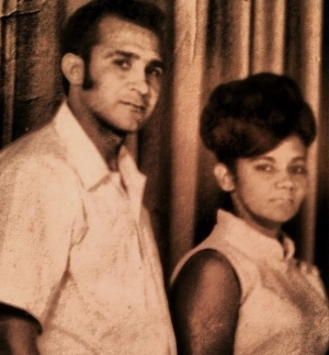 Ma and Pa. DR. Circa, late 1960s