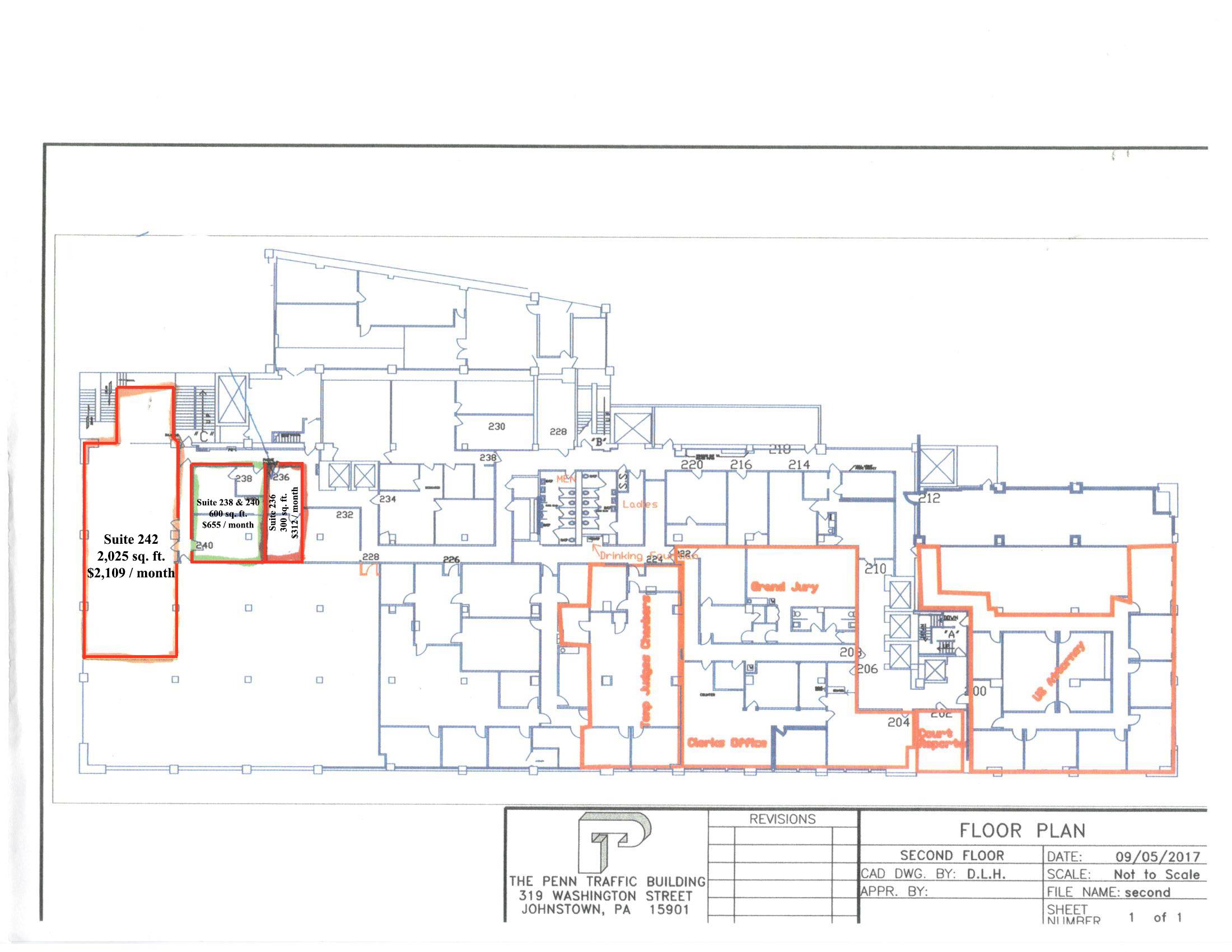 2nd Floor — CCN Real Estate