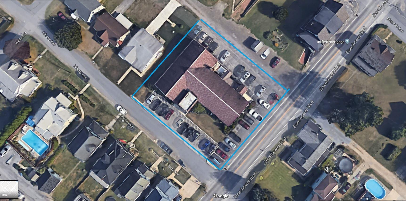 217 Eisenhower Blvd Aerial.JPG