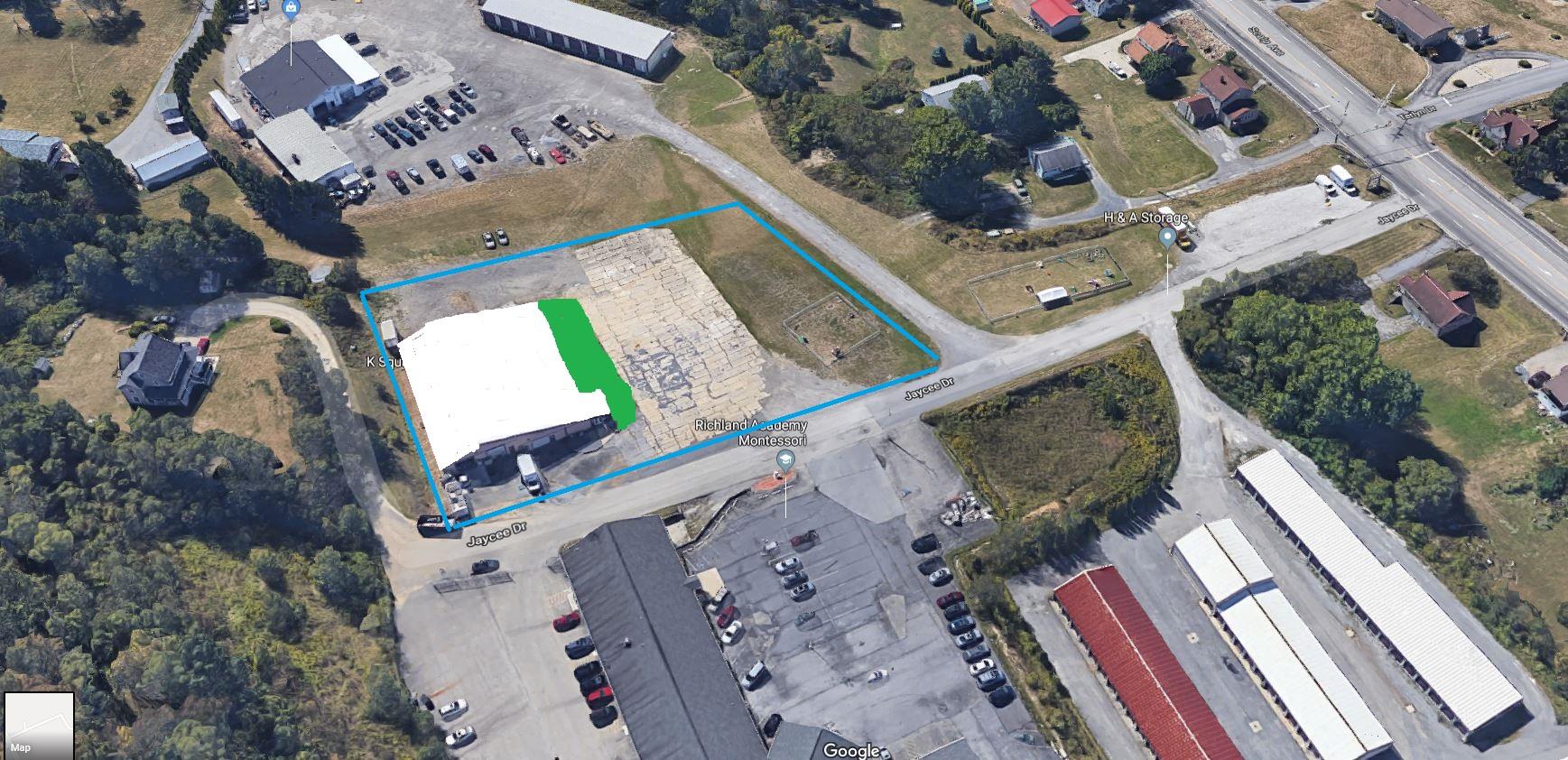 143 jaycee Drive Google Earth.JPG