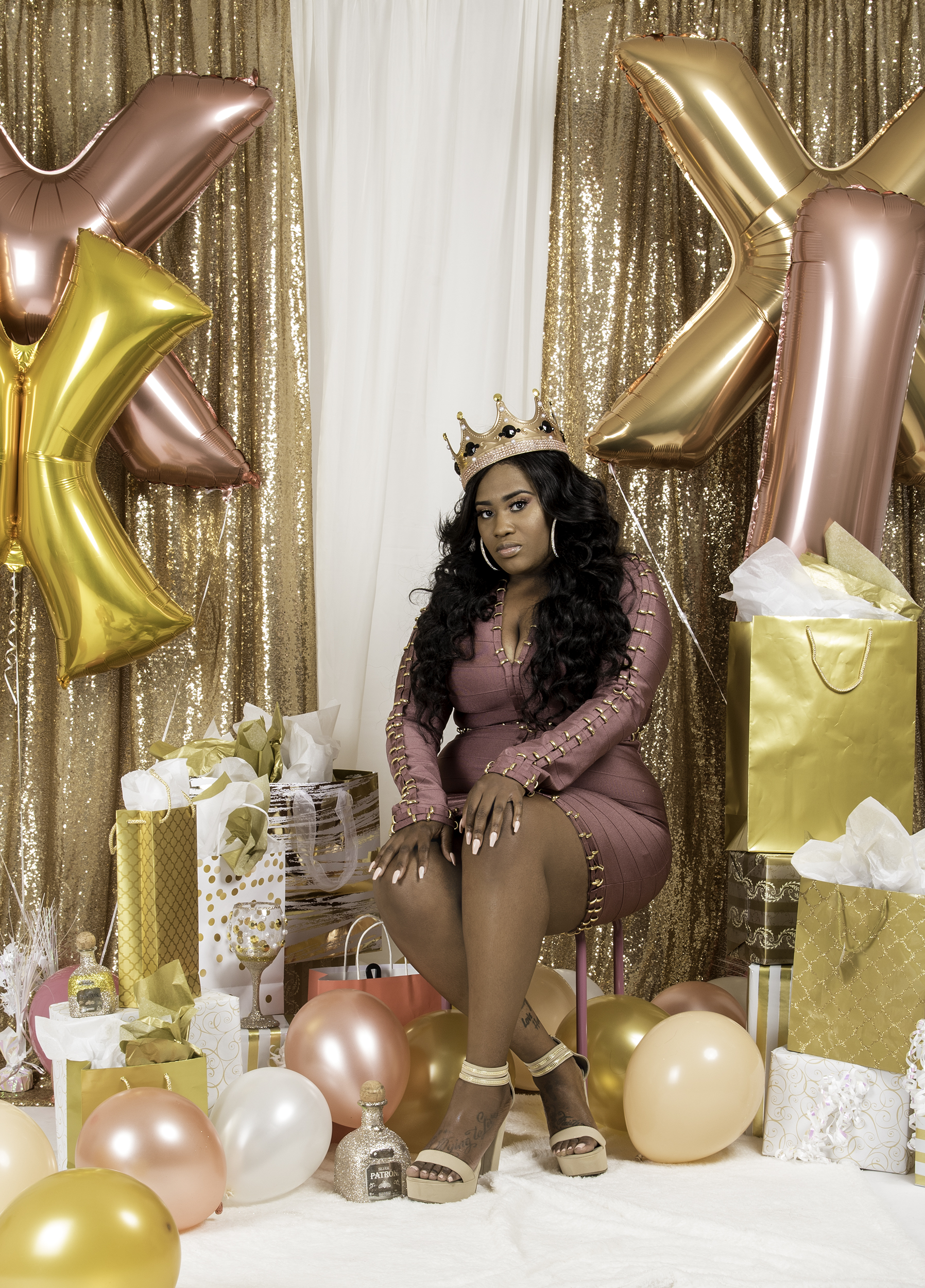 Birthday sessions are celebrations of living your best life. We like to have fun with the concepts to be totally different from what you have seen.