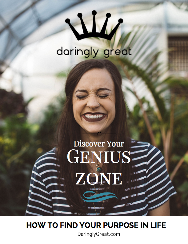 Discover Your Genius Zone - Your Purpose in Life