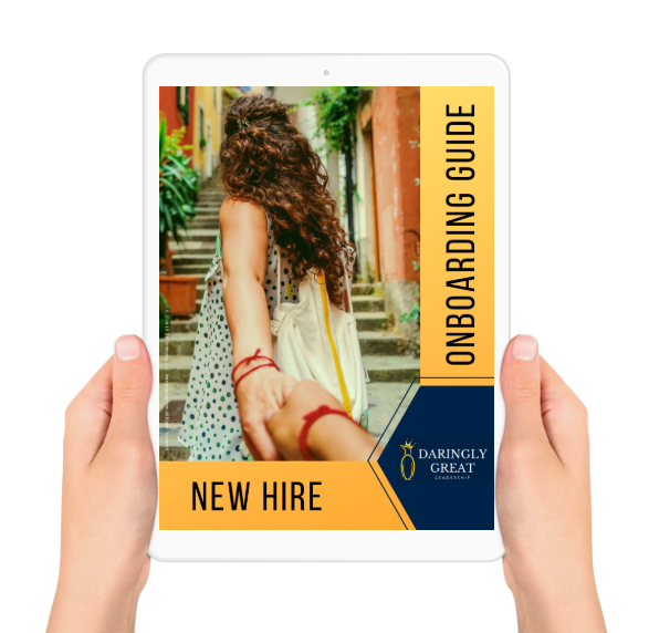 new employee onboarding guide - Just hired a new employee? This guide is PERFECT for you- whether you're new to onboarding team members or a seasoned veteran.