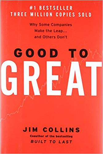*** - Good to Great: Why Some Companies Make the Leap and Others Don'tby Jim Collins