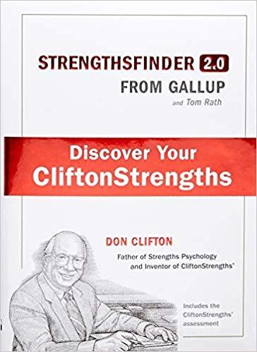 *** - StrengthsFinder 2.0by Tom Rath
