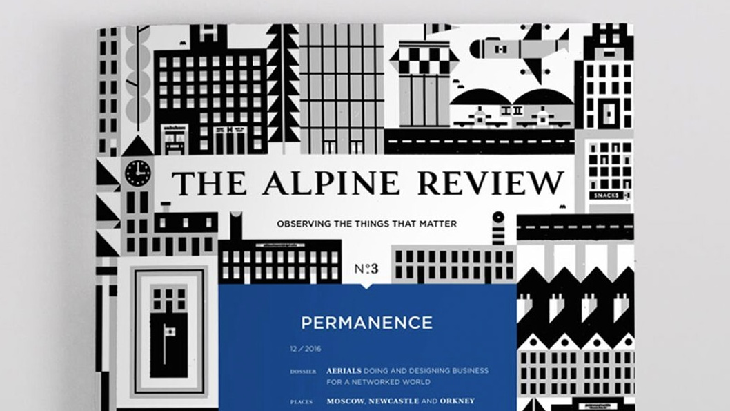 The Alpine Review - Former Senior Editor at The Alpine Review, where in addition to interviewing, copy-editing, and proofreading, I composed heds, deks, captions, and this feature piece.
