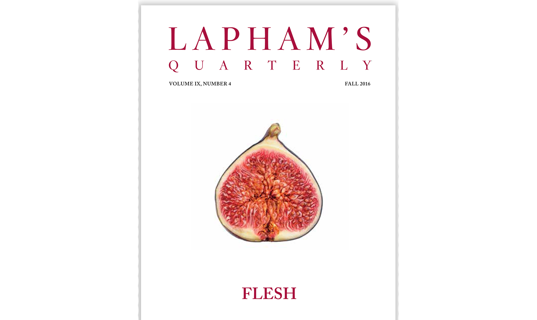 Lapham's Quarterly - Editorial work at NYC-based publication Lapham's Quarterly, where responsibilities included sourcing, copy-editing, and proofreading entries as well as writing for the magazine blog.