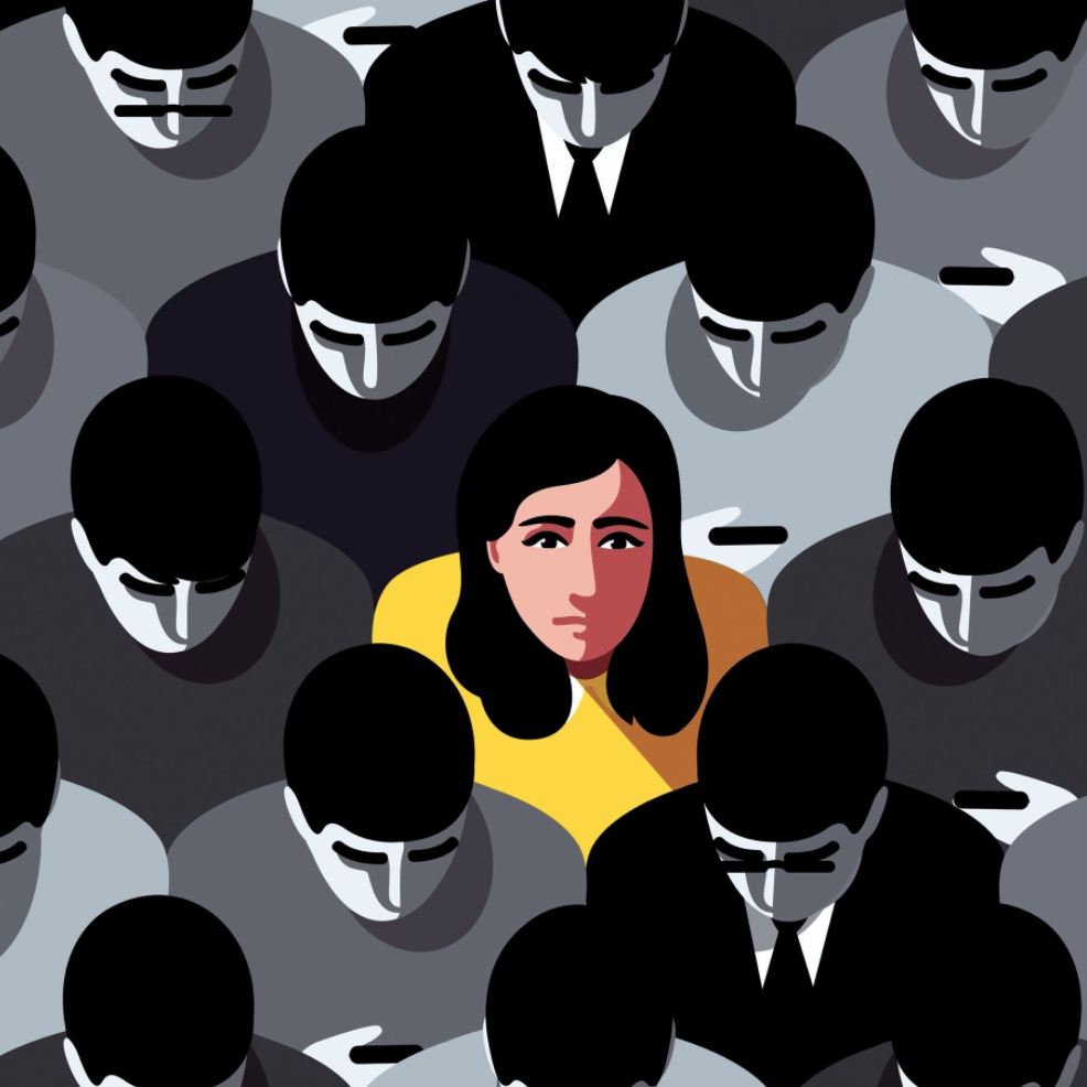The Tech Industry's Gender Discrimination Problem •  The New Yorker