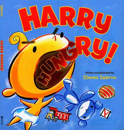 Harry Hungry! /2009 Harcourt Children's Books
