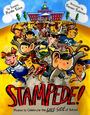 Stampede /2009 Clarion Books