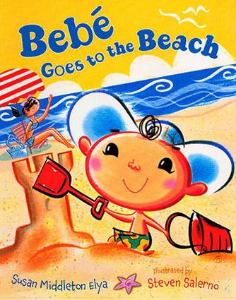 Bebe Goes to the Beach /2008 Harcourt Children's Books