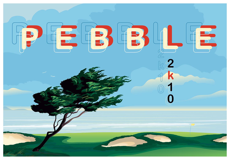 ^  poster,   Pebble 2K10   (digital)
