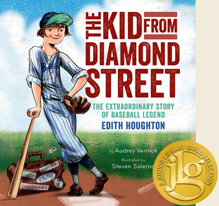 The Kid from Diamond Street / 2016 Clarion Books