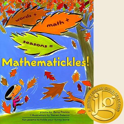 Mathematickles! /2003 Margaret McElderry Books