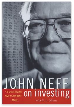 John Neff on Investing by John Neff