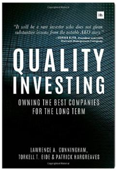 Quality Investing by Lawrence Cunningham