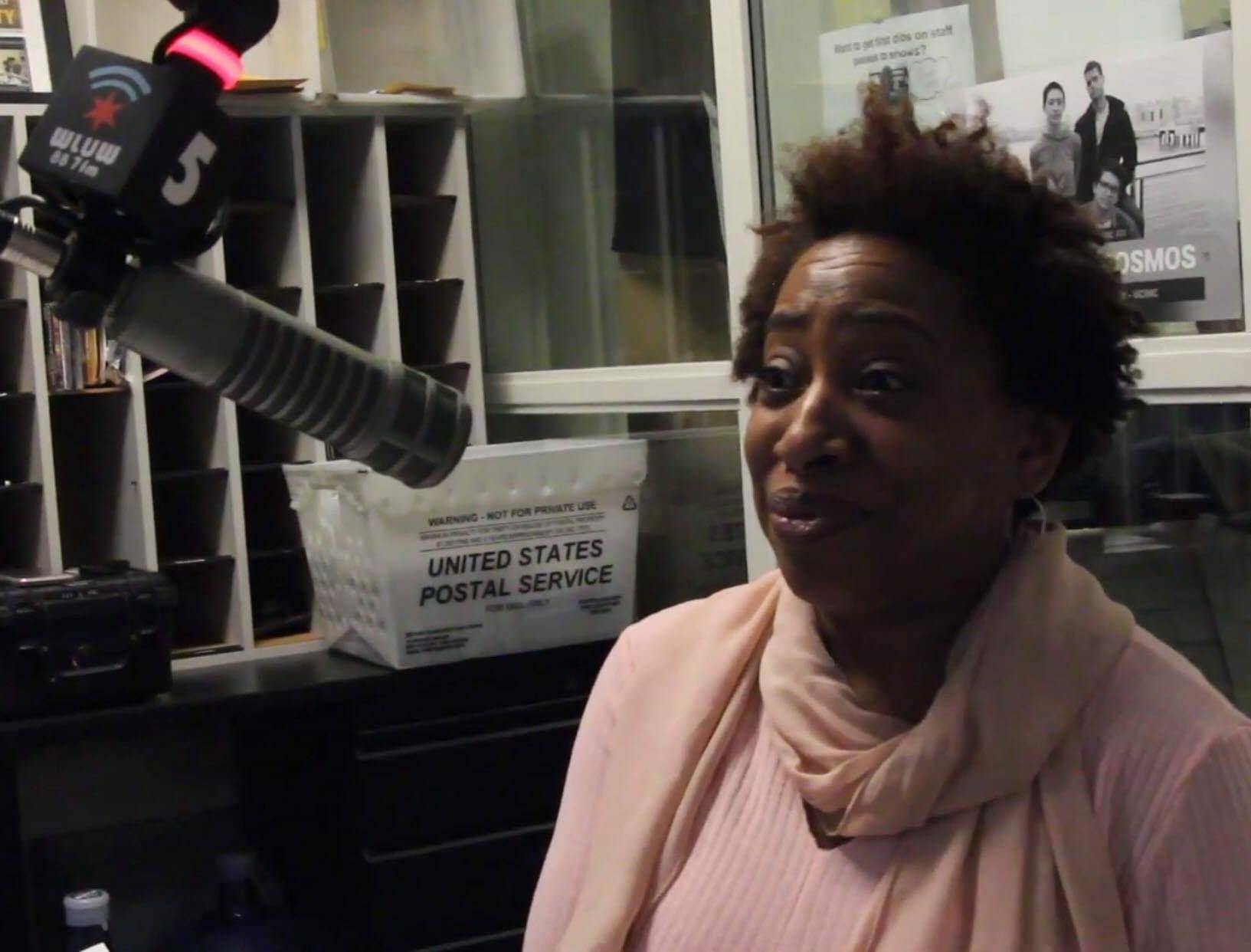 Roseanne Magada - Roseanne Magada on Loyola Park & African-American celebration