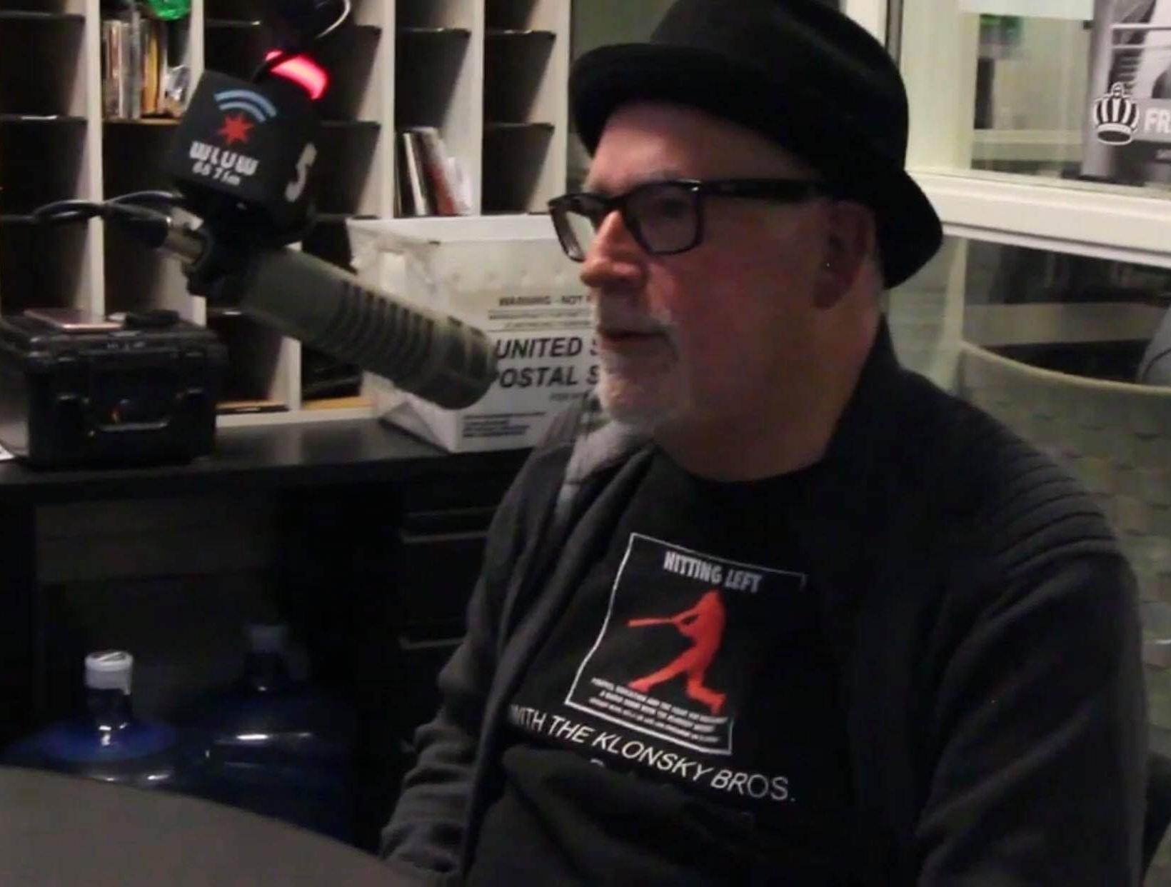 Fred Klonsky - Radio host, retired art teacher and political analyst