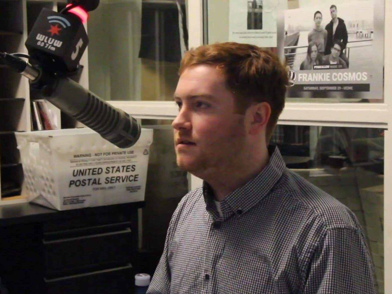 Michael McDevitt - Managing editor of Loyola University Chicago's student newspaper, Loyola Phoenix