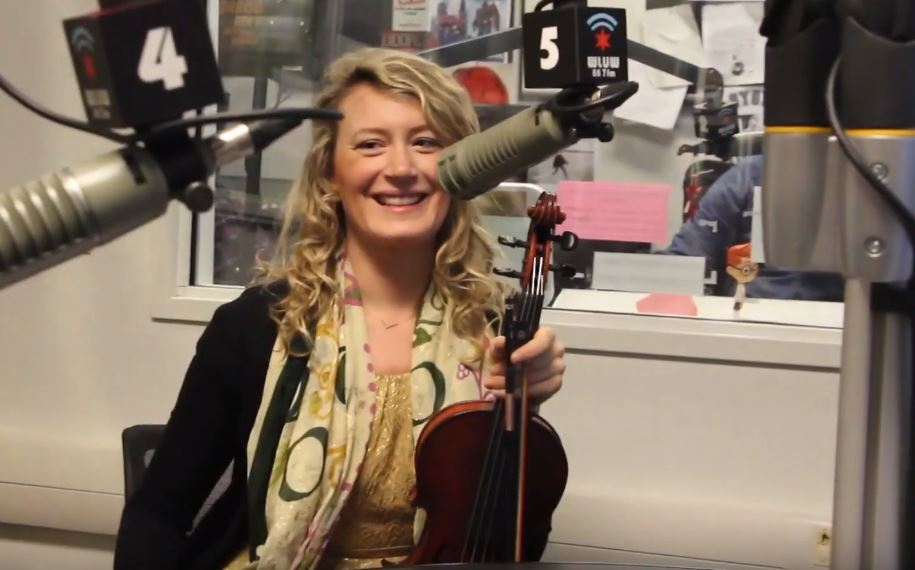 Katie Grennan - An interview with Irish fiddler, Katie Grennan