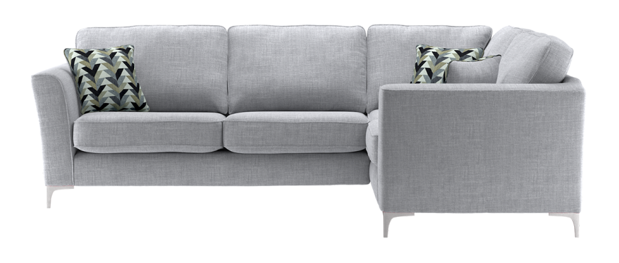 ANNAN CORNER SOFA    Ours was £899 (pre-delivery charges)  The perfectly formed corner sofa, big enough for a group but small enough to fit in a cosy room