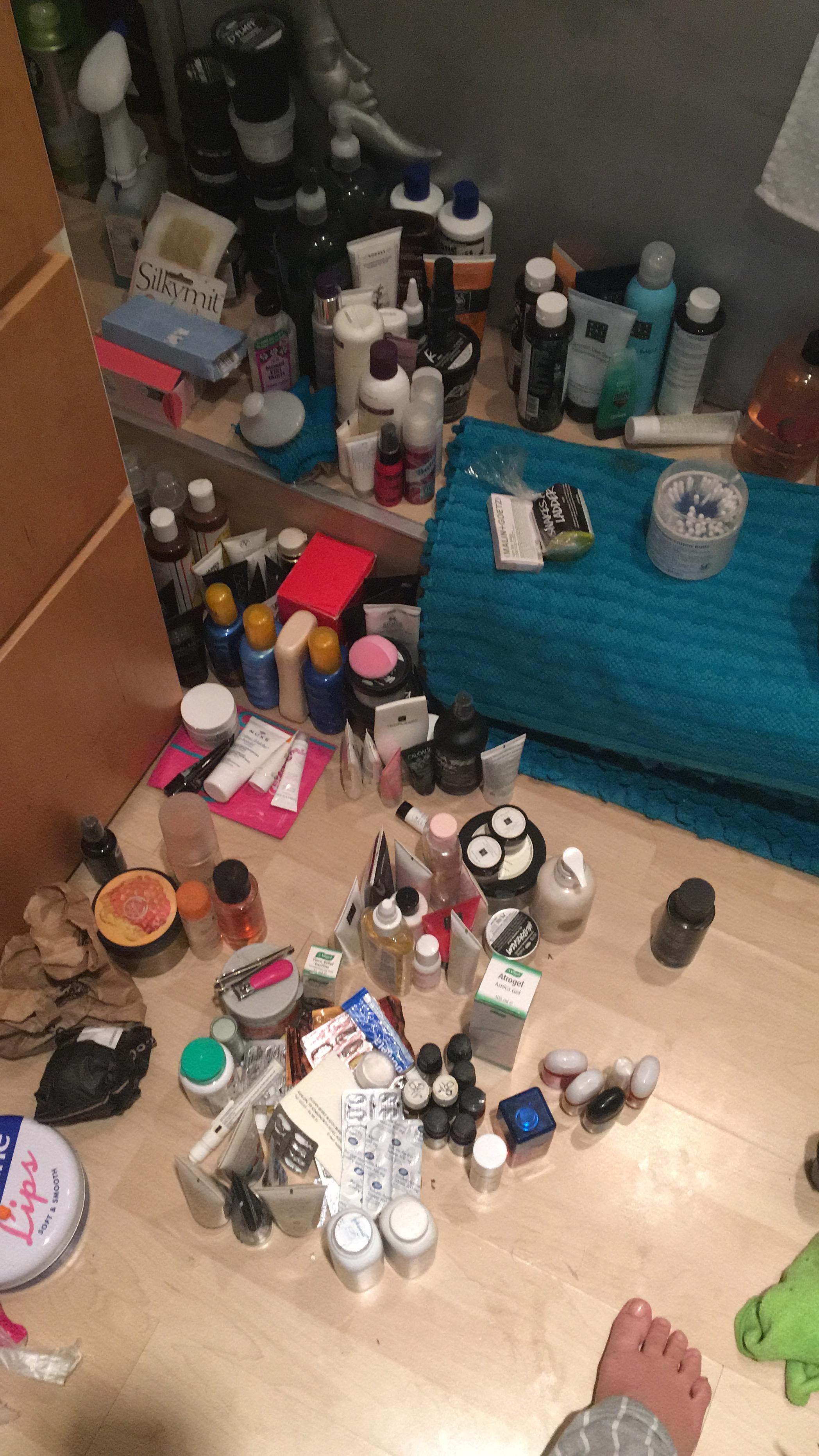 Pre-Declutter
