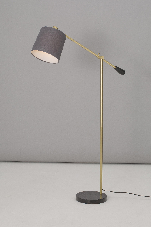 MARBLE FLOOR LAMP    £100  Super gorgeous floor light, compatible with Philips Hue (below).