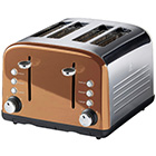 COPPER TOASTER    £35 (on sale now for £23.33)  Beautiful dupe of the Delonghi Kettle. Look out for the matching toaster too!