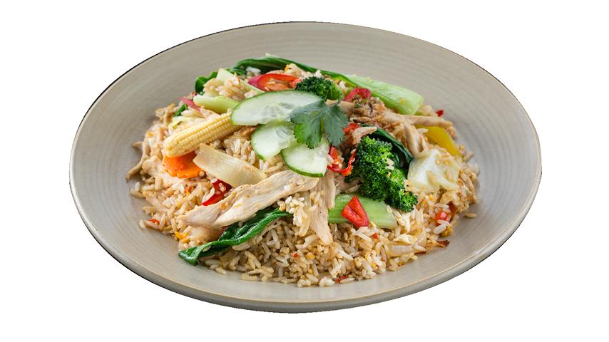 Chicken Chilli Fried Rice
