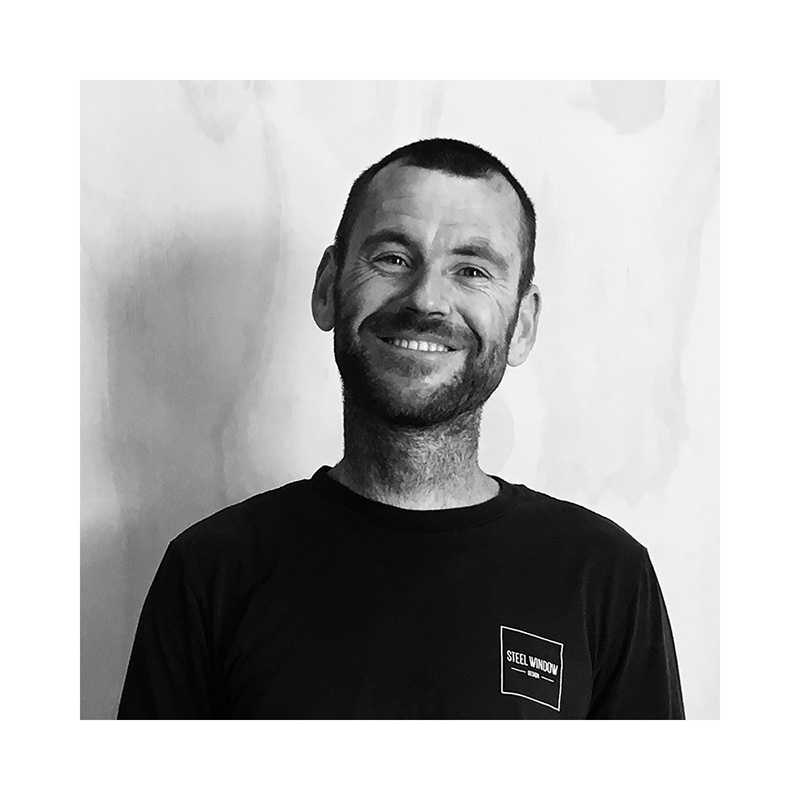 Nic - Steel Fabricator   Nic has worked in steel fabrication for over 15 years. His extensive experience has seen him work on major public art and lighting projects including the Australian Police Memorial in Canberra, the Mockridge Fountain in Melbourne's CBD and the Bunjil Eagle in Docklands .