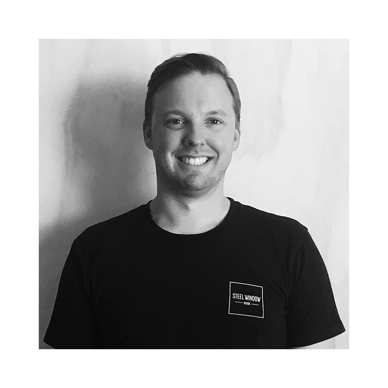 James Pridgeon - Owner and Director   With over 10 years' experience in engineering, drafting and steel windows and doors, James has worked across both residential and commercial projects in Melbourne and London. As the owner of Steel Window Design, he is passionate about delivering the highest quality product as well as providing a superior service to every client, big or small.