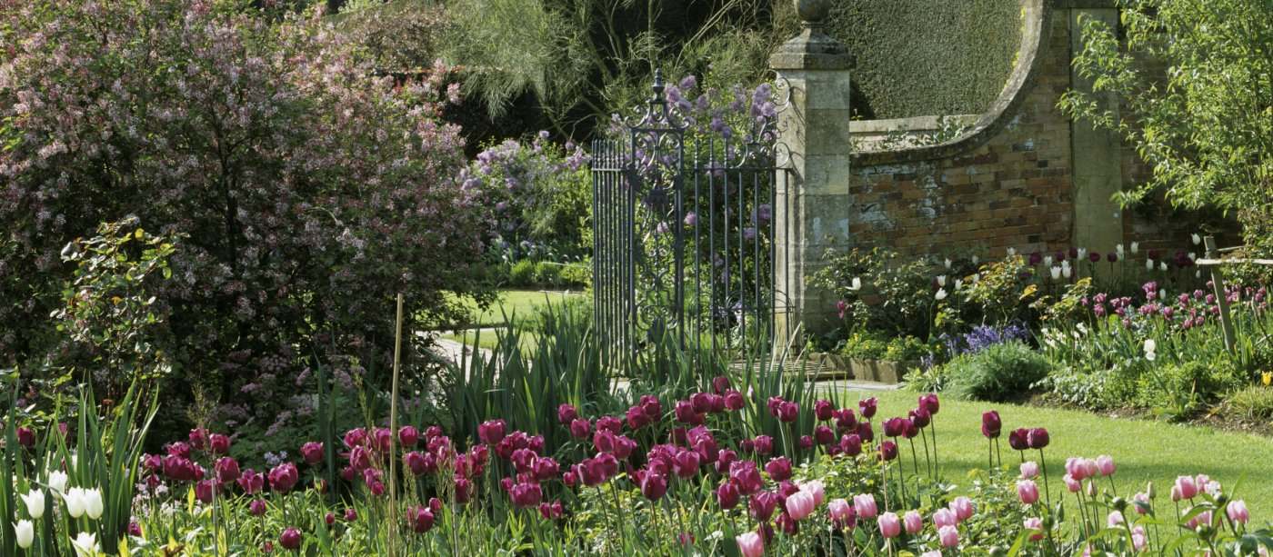 Hidcote Gardens, UK - created by the American gardener, Lawrence Johnston