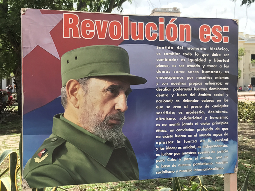 And one for the revolutionary mothers of Cienfuegos: