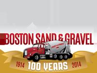 Boston Sand and Gravel
