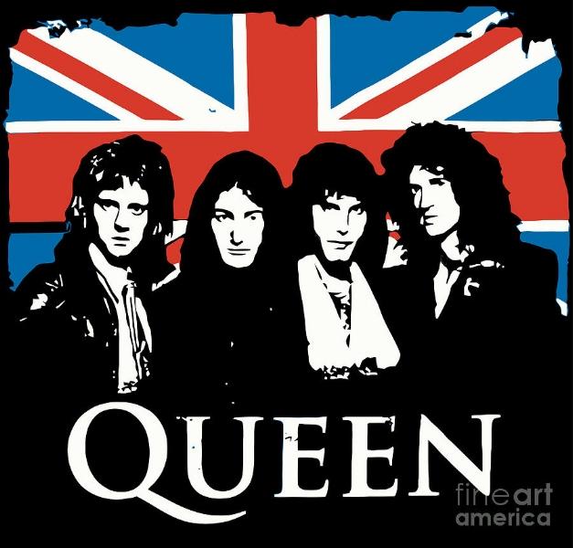 3. Listen to Queen -