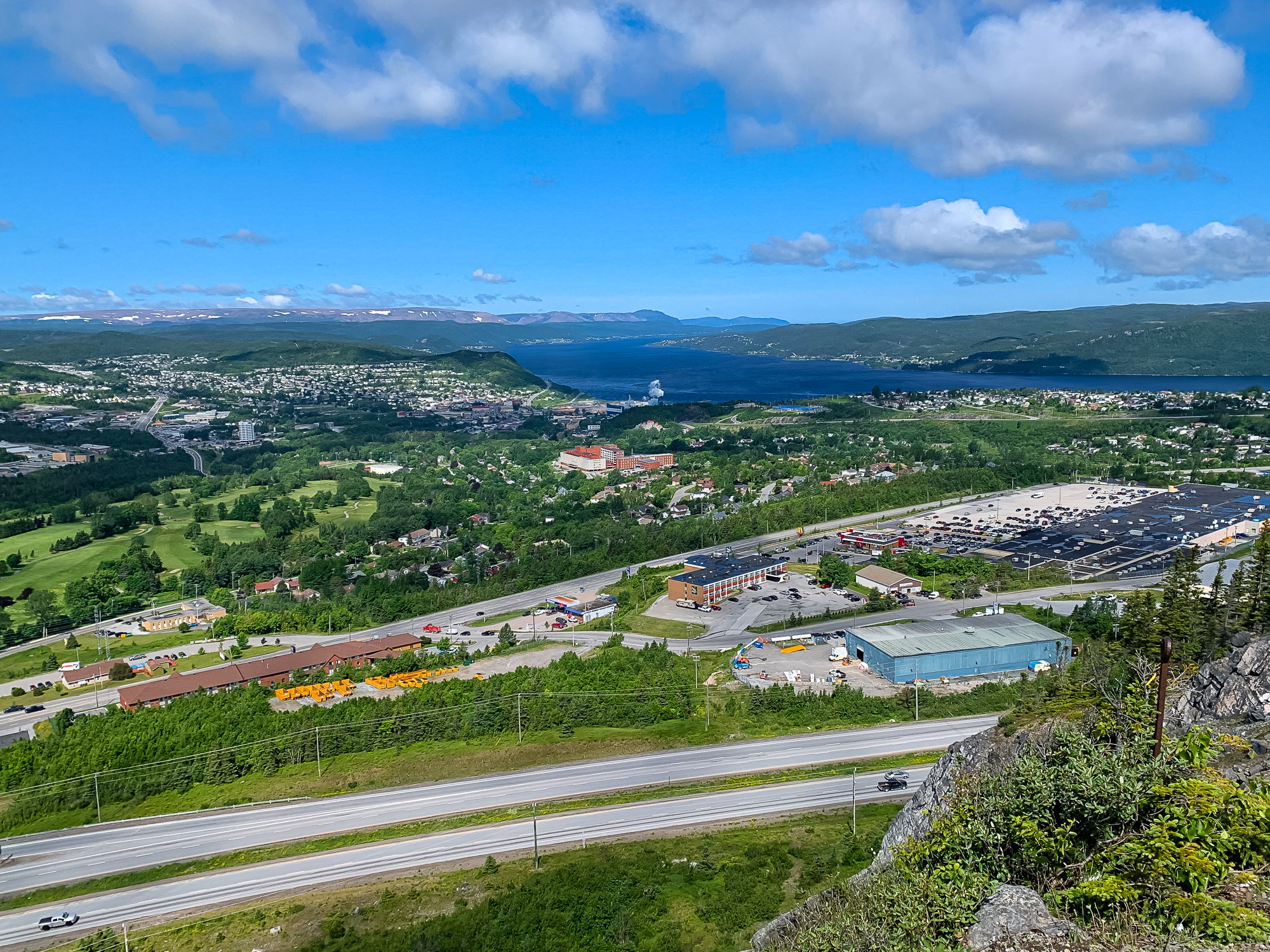 07-16-19 /  Excited to be working with the City of Corner Brook and The Great Trail to explore new trail routes on the beautiful west coast.