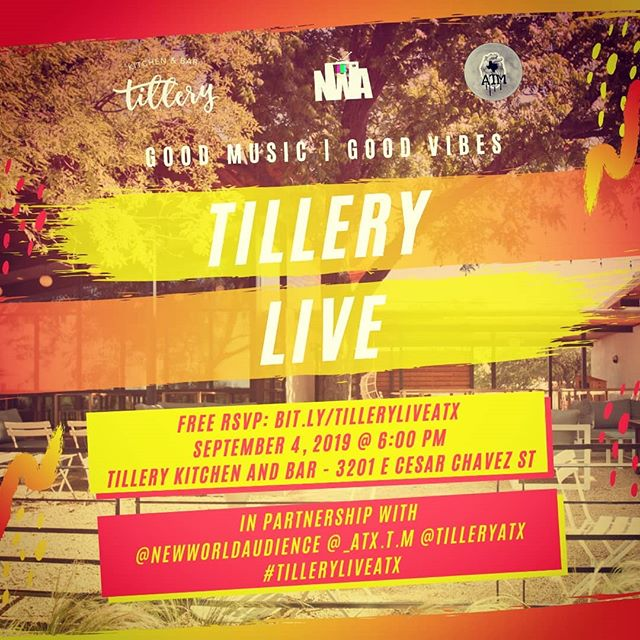 Wednesday Night plan? Live Music! Exciting new artists singing original songs!  Music, view, friends and HH prices at Tillery..... 'Oh, what a night' !!! #tillerykitchenandbar  #tilleryatx  #tilleryliveatx  #austin360 #austinmusic #512thingstodo