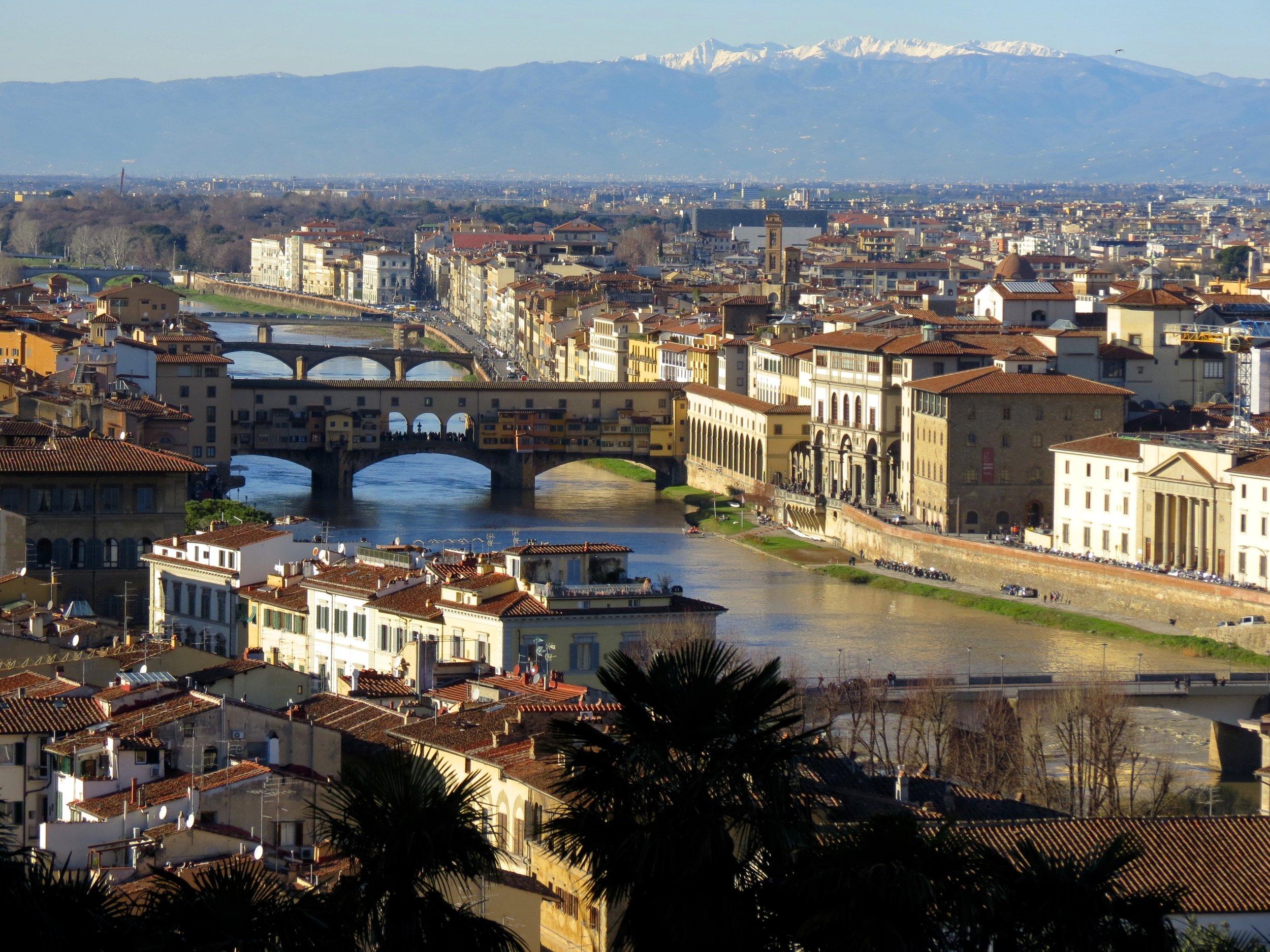 Inspiration for:  Ponte Vecchio
