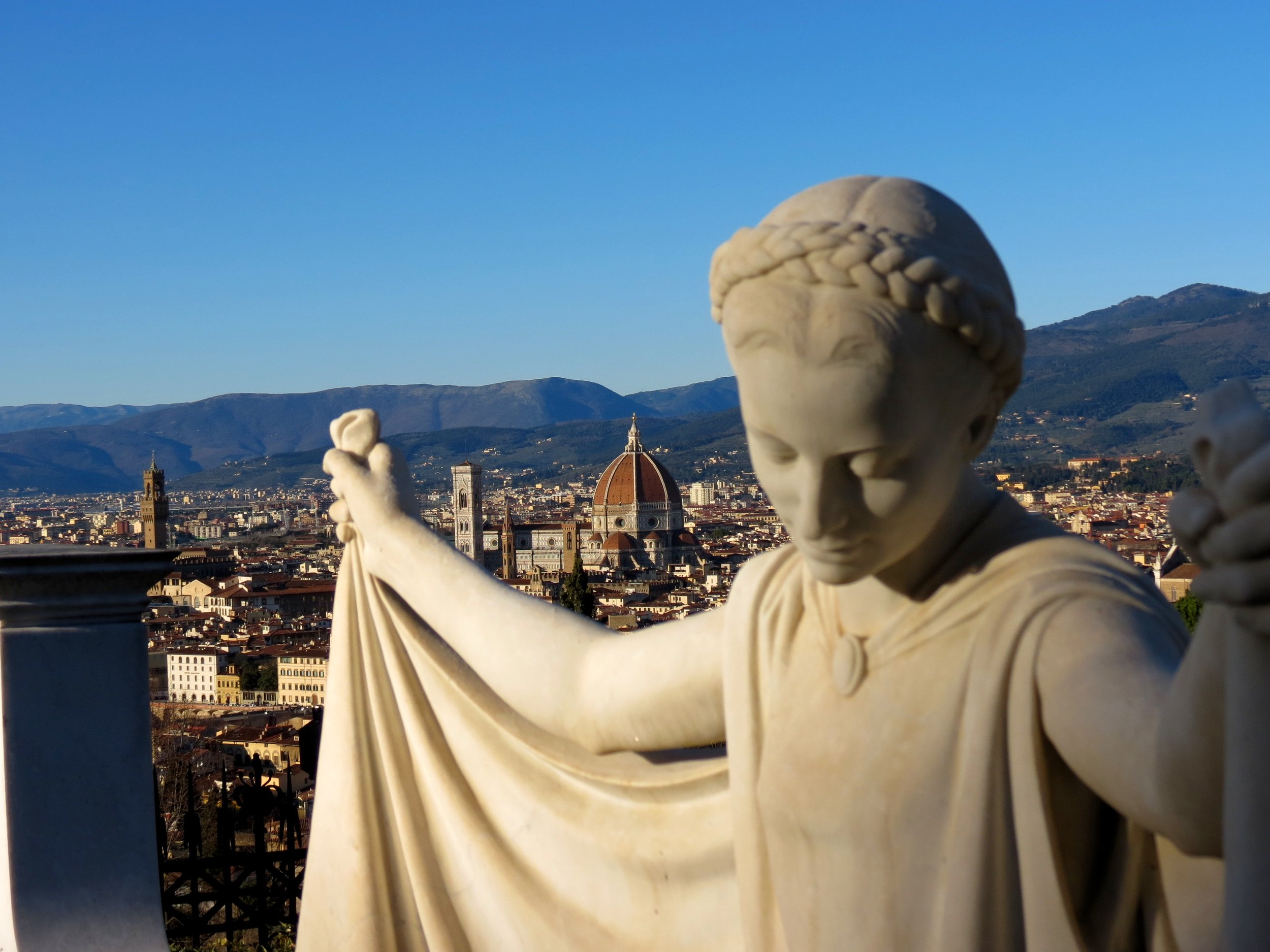 Inspiration for  :     Firenze