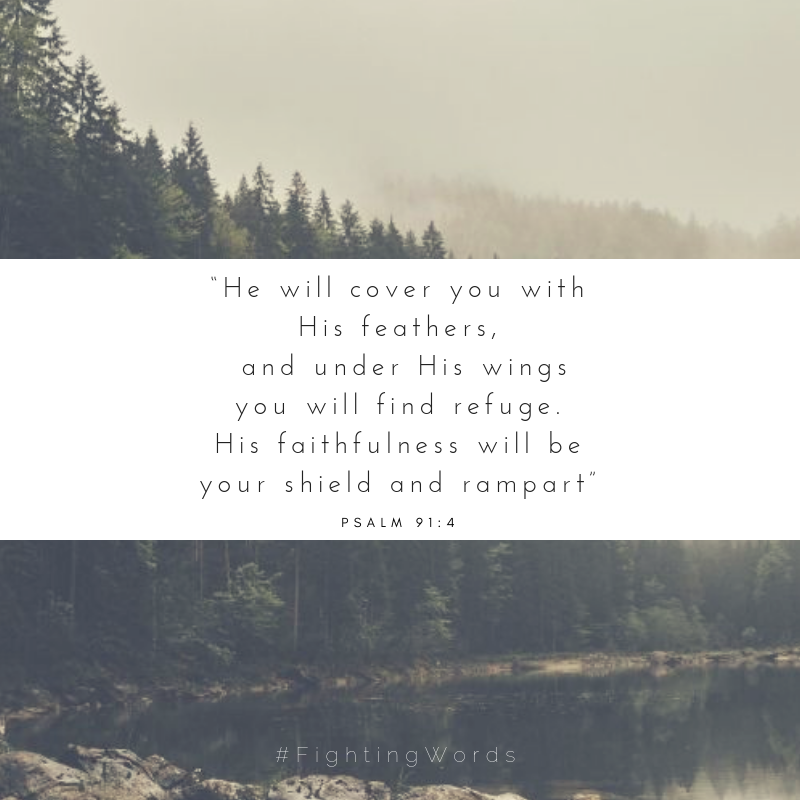 """""""He will cover you with His feathers, and under His wings you will find refuge.His faithfulness will be your shield and rampart""""-2.png"""