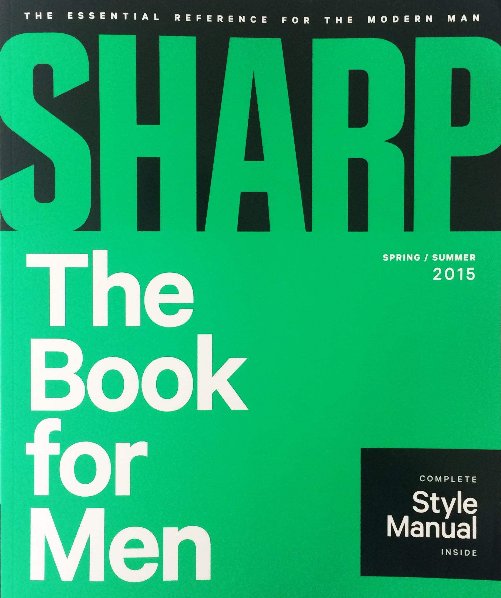 Sharp Magazine, 2015 (1/2)